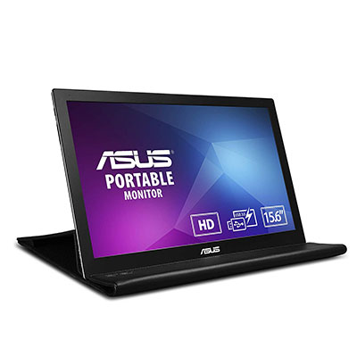ASUS MB168B 15.6`` WXGA 1366x768 USB Portable Monitor