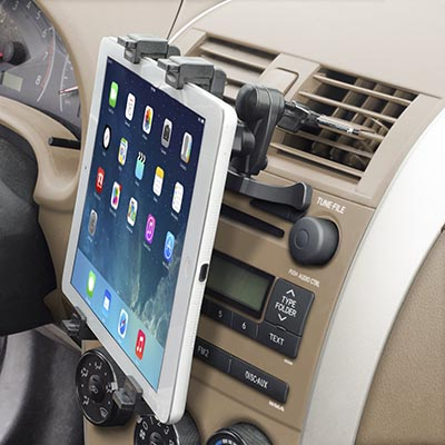 the best ipad car mounts reviewed hold and sit pretty. Black Bedroom Furniture Sets. Home Design Ideas