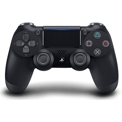 The Sony Playstation 4 Dualshock 4 Controller