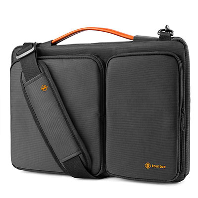 Tomtoc 360 Protective Laptop Shoulder Bag for New MacBook Air