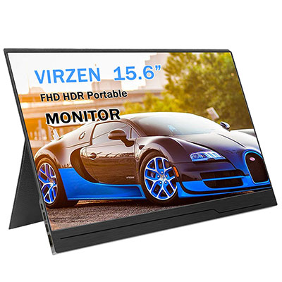 Virzen 15.6`` IPS Super Thin Display